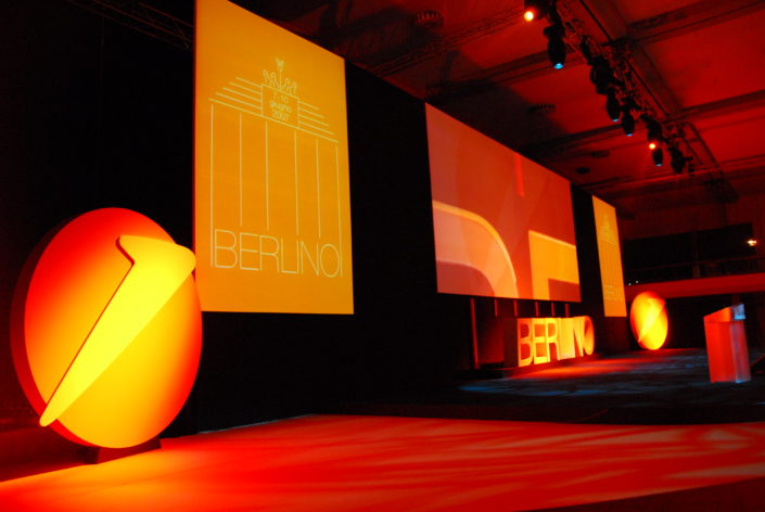 BERLIN, CONVENTION SET UP (Unicredit)