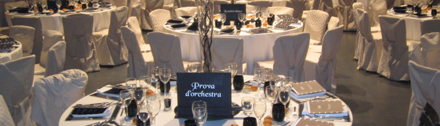 ROMA, CINECITTA' STUDIOS - GALA DINNER INSPIRED TO THE MOVIES