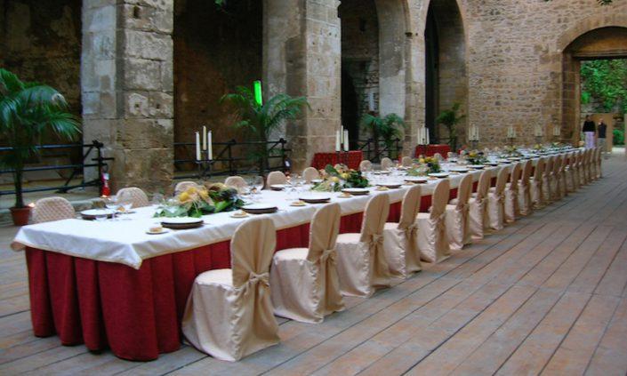 PALERMO, LO SPASIMO - GALA DINNER (Amig)